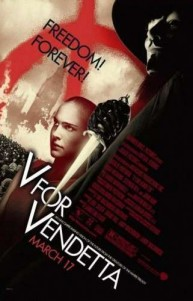 V For Vendetta 8.2/10