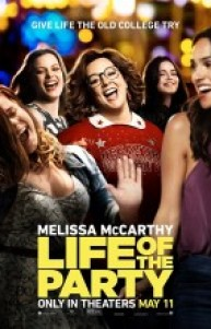 Parti Kraliçesi – Life of the Party Filmi izle