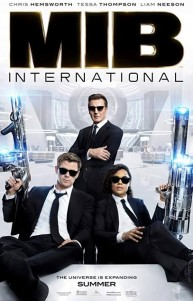 Siyah Giyen Adamlar 4 Global Tehdit - Men in Black International